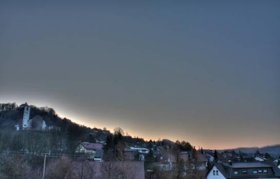 morning glow
