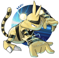 125. Electabuzz by hftran