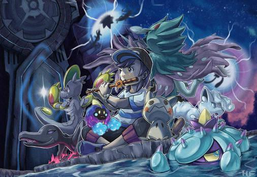 Pokemon Sun Team