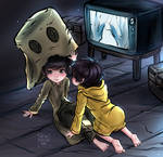 I just want to see - Little Nightmares 2