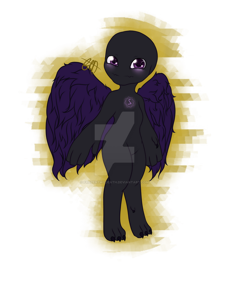 Chibi Alexis by FrozenTwoDeath