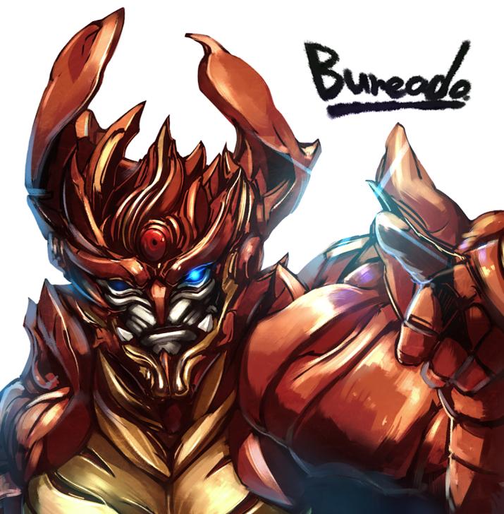 Burea-do4 by inubiko