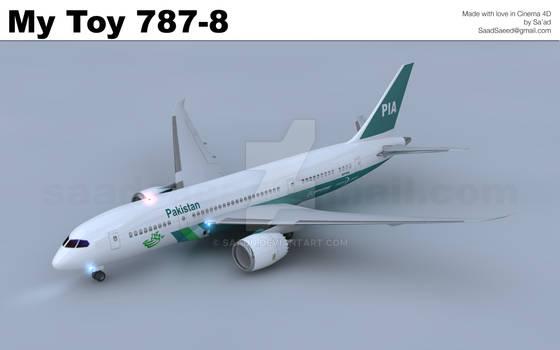 My Toy 787