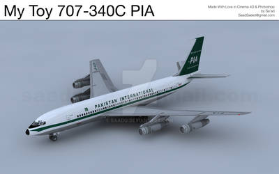 My Toy 707 PIA