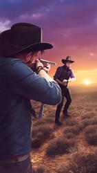 Wild West by criss125