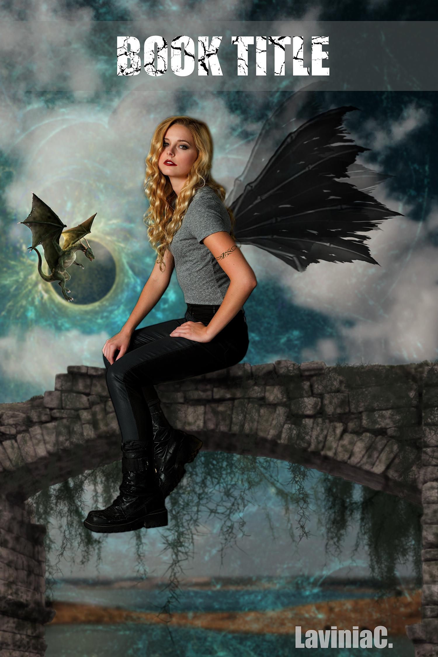 The Dragon Girl by LaviniaChu