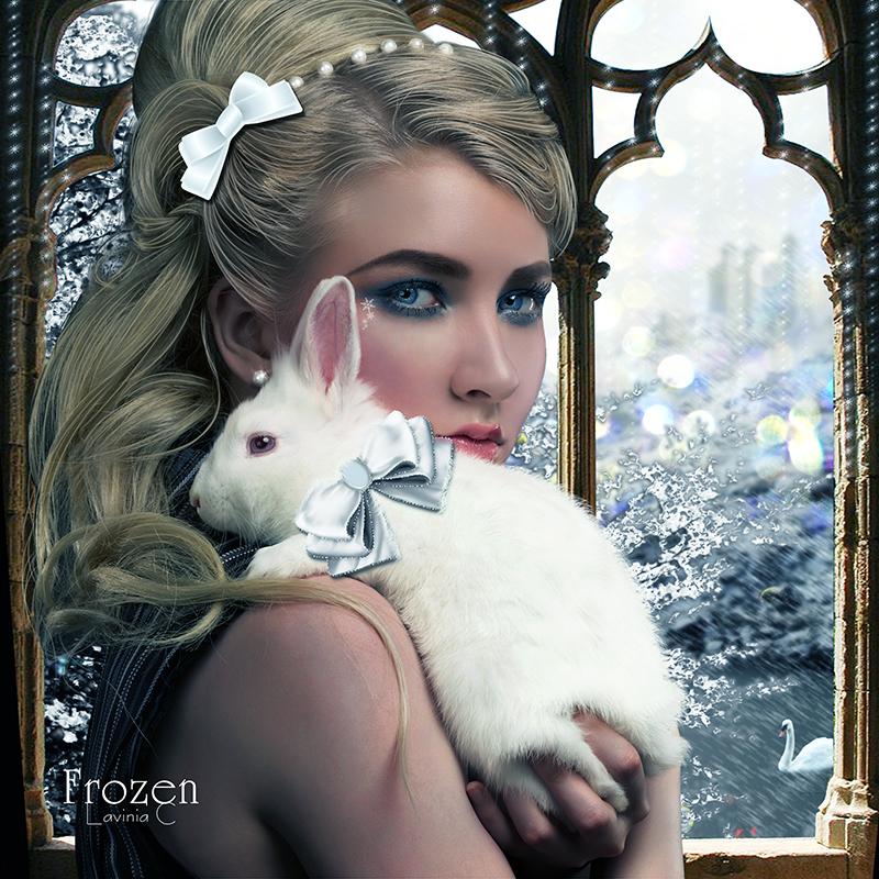 Frozen by LaviniaChu