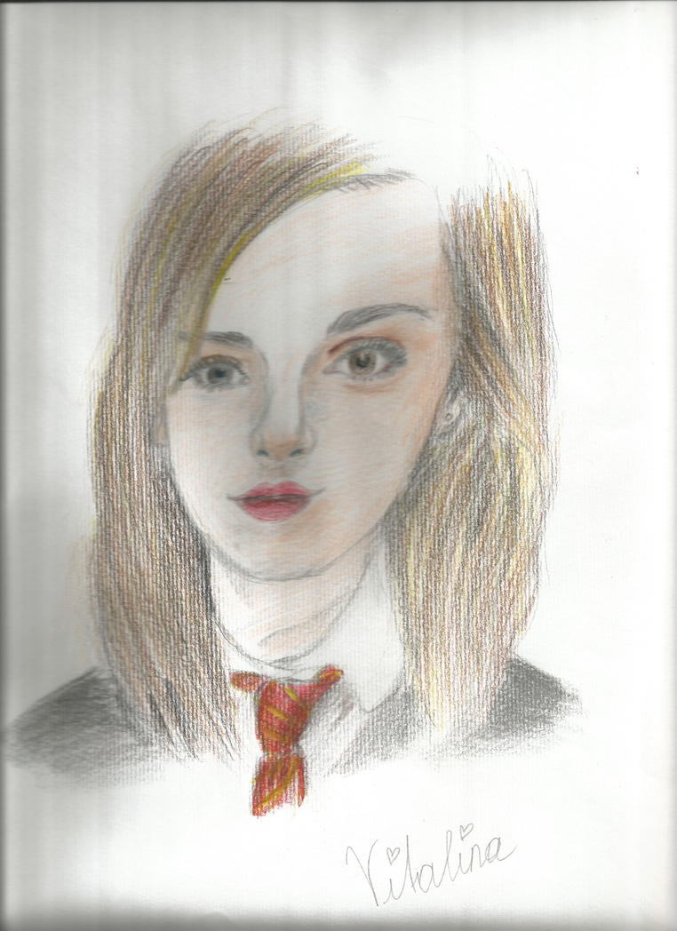 Hermione Granger by Snowflakie123