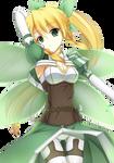 Lyfa (SAO) Render