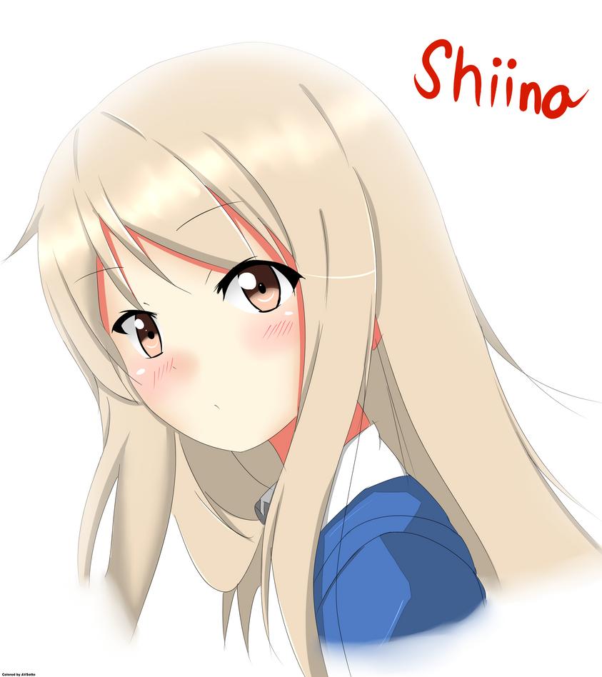 Mashiro Shiina By AVSotto On DeviantArt