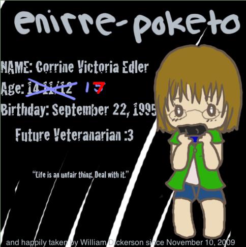 Enirre-Poketo's Profile Picture