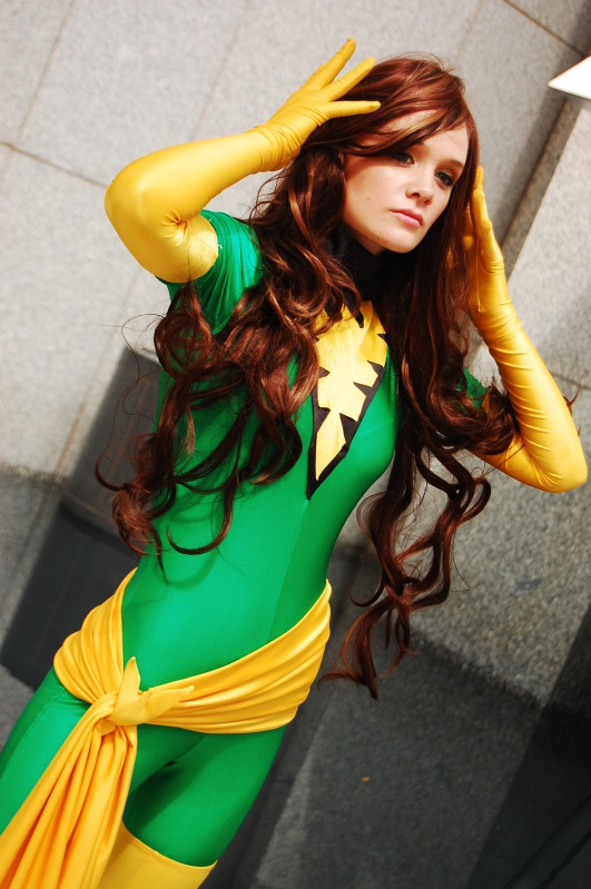 Jean Grey - 1 by mollyisacatlady
