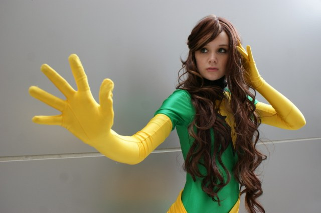 Jean Grey - 3 by mollyisacatlady