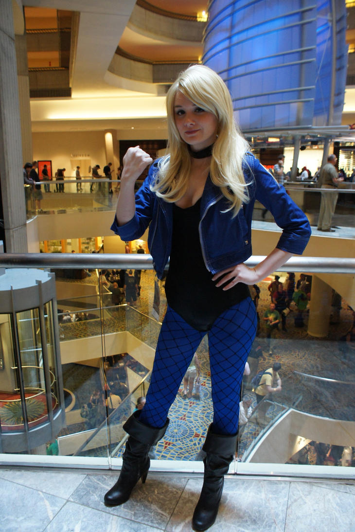 Black Canary - DragonCon 2010 by mollyisacatlady