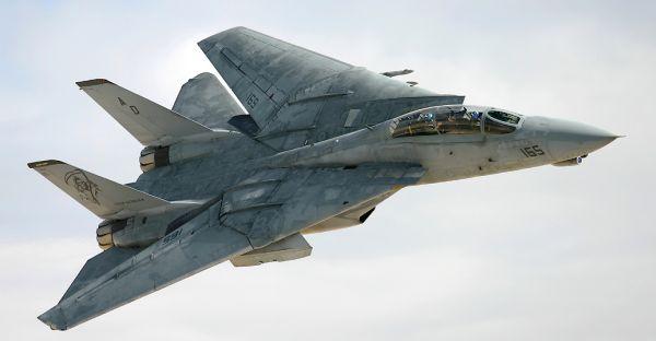 f-14 tomcat by addoggxx