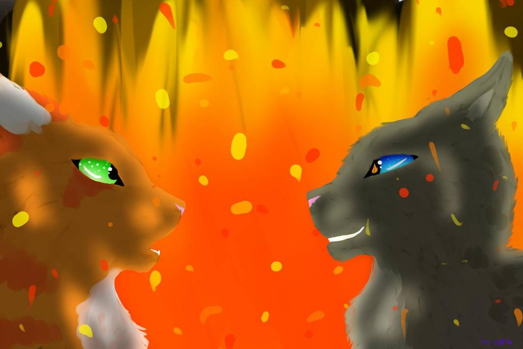 Flames create Ash by 77Cessation77
