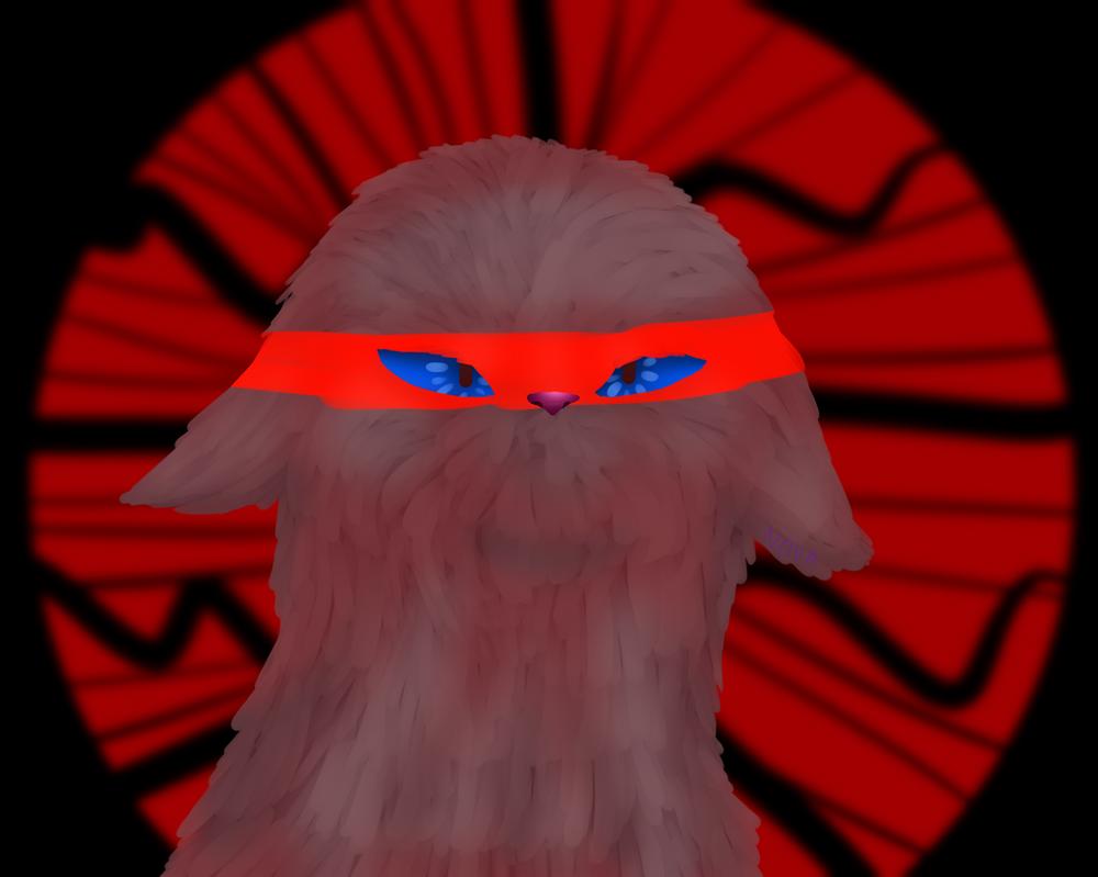 Bluestar's Ninja Pistol by 77Cessation77