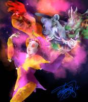 His Universe by CraftyPoptropican
