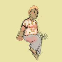 One Tired Chub Boi by CraftyPoptropican