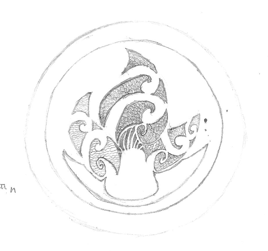 Maori Fire Tattoo: Fire Maori Tattoo Design By T0mdab0mb On DeviantArt