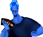 Hades with Playing Cards