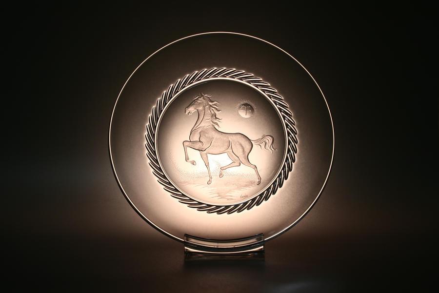 Horse - chinese zodiac by Viczan