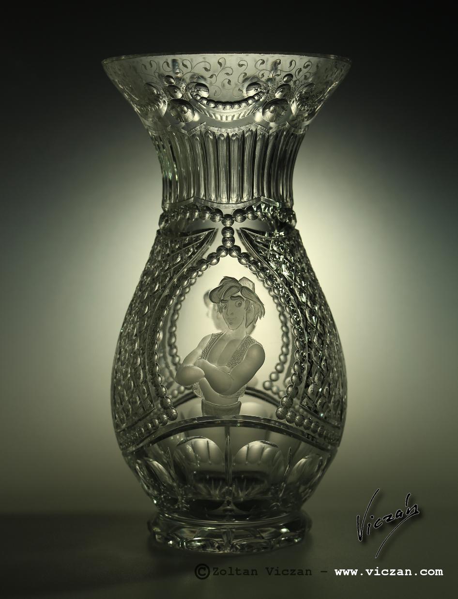 Aladdin by Viczan