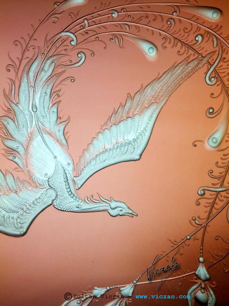Phoenix by Viczan