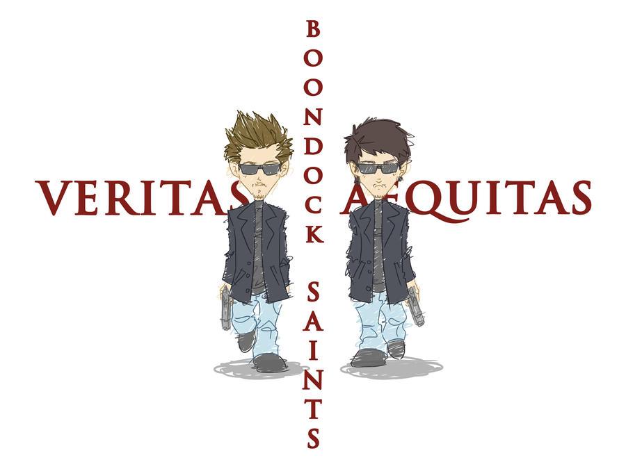 Boondock saints by 8jr8 on deviantart - Boondock saints cartoon ...