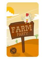 Farm Party by 8JR8