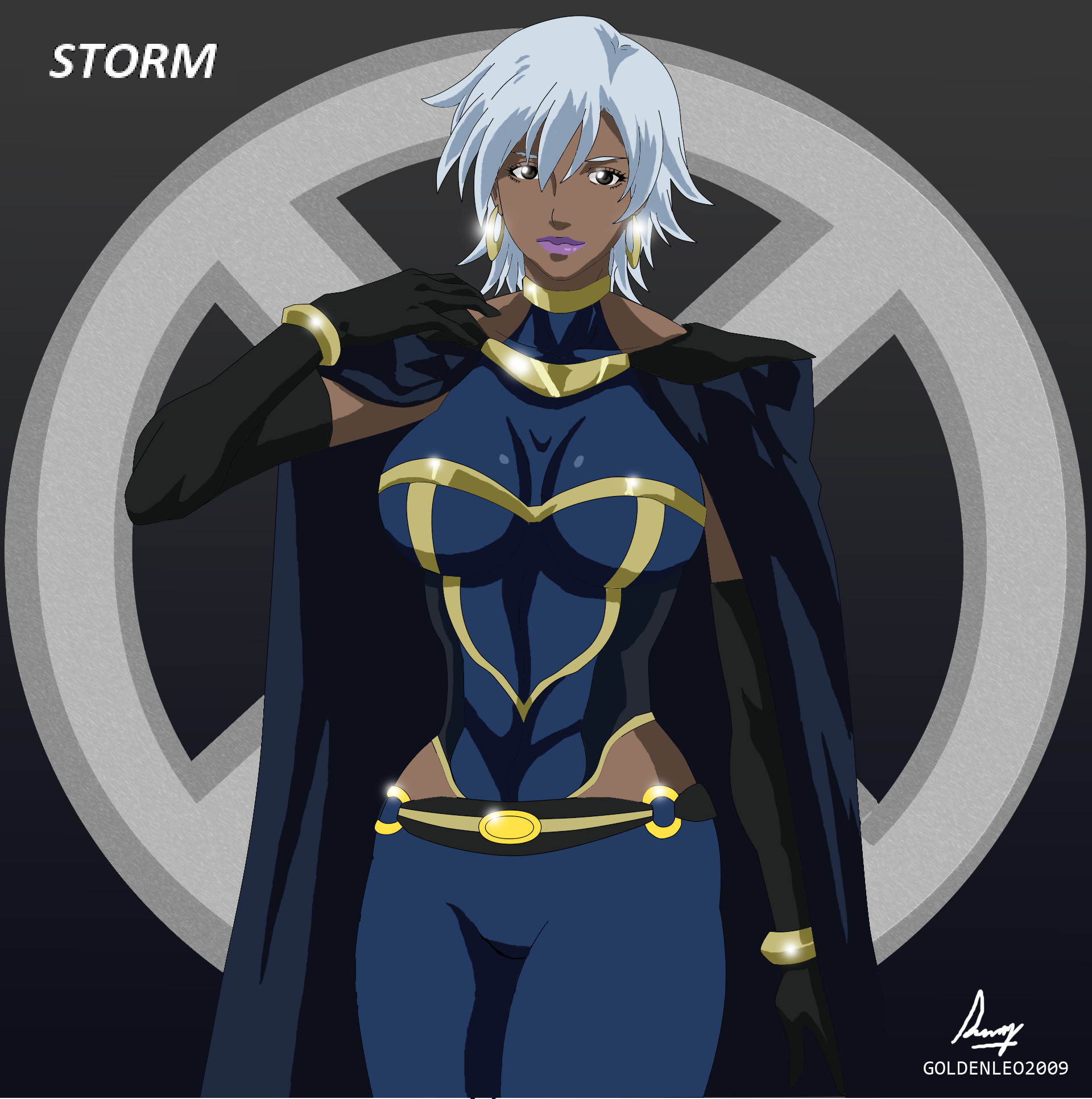 Adult fanfiction xmen storm Tell