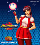 Athena Asamiya 97