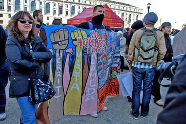 March 4 Protest - SF 1