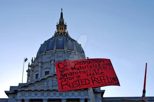 March 4 Protest - SF 4
