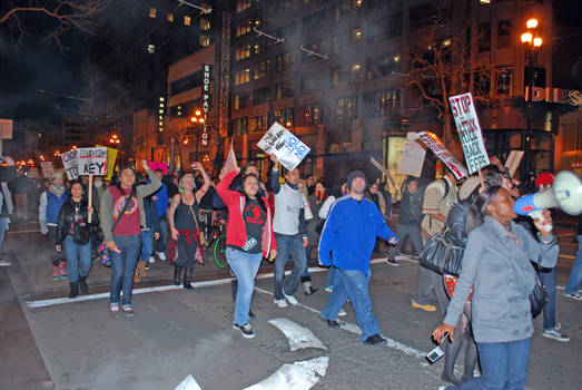 March 4 Protest - SF 8