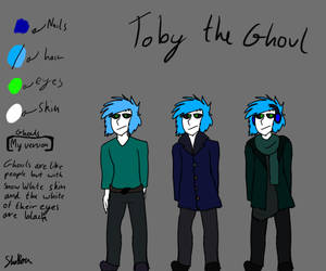 Toby the Ghoul