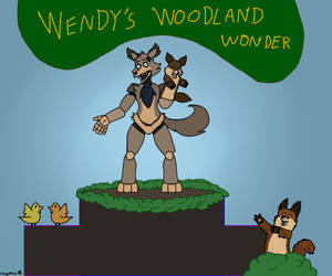 Wendy, Wolfy and Junior