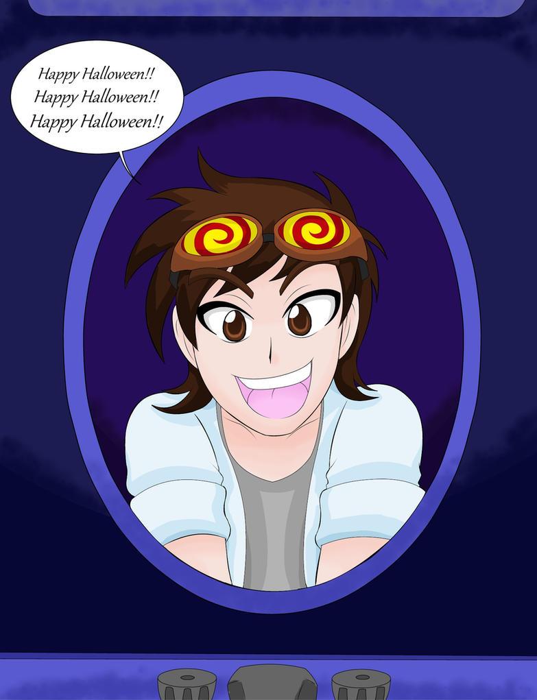 Magic Halloween Mirror Ritual!! by Kobi-Tfs