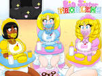Big Sister Problems Ch2 , Babys First Tea Party