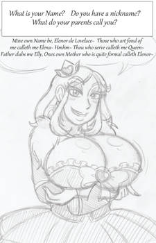 More about Elena~ Pt1