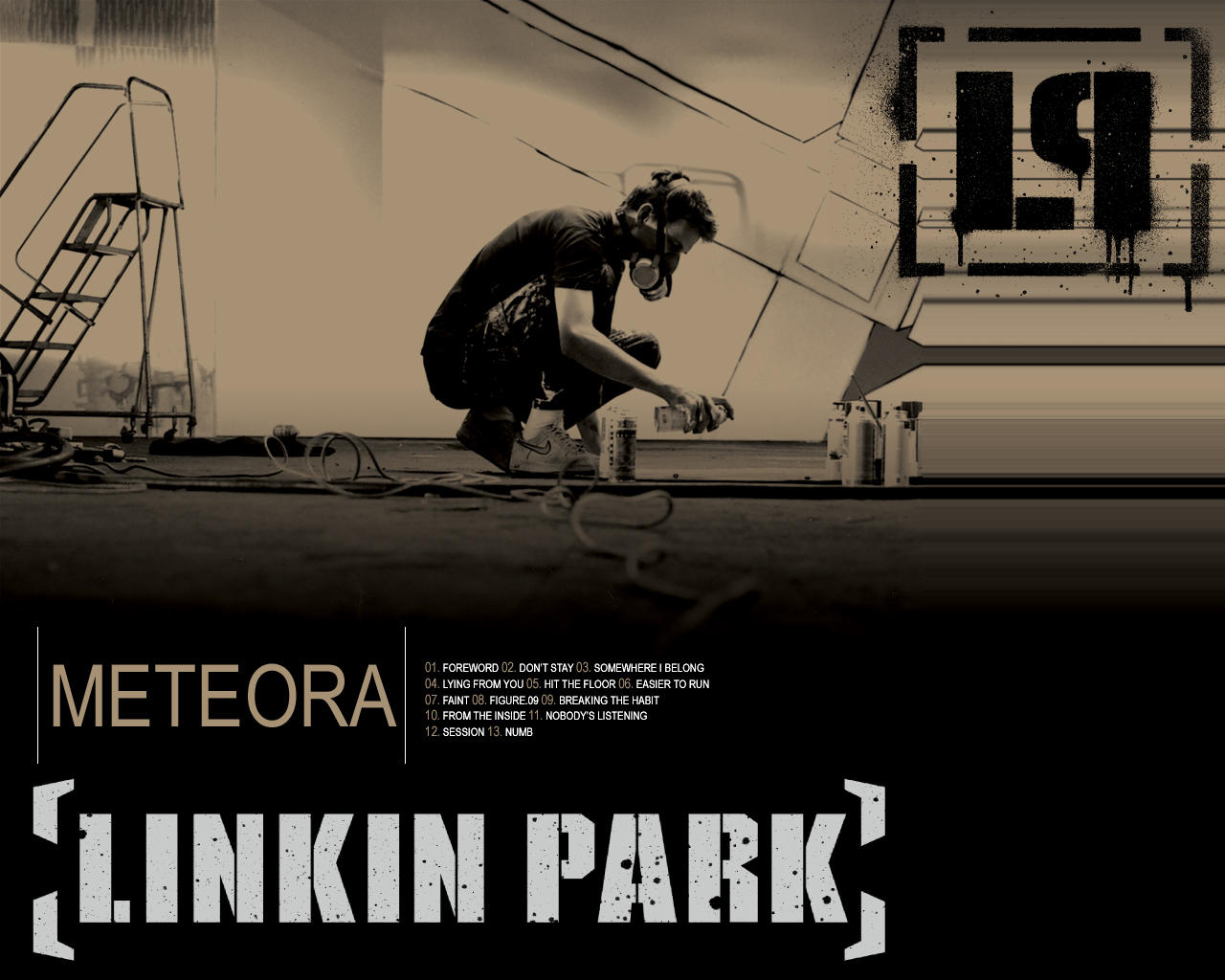 Meteora WP By Neographixx By Linkinparkfans Meteora WP By Neographixx By  Linkinparkfans