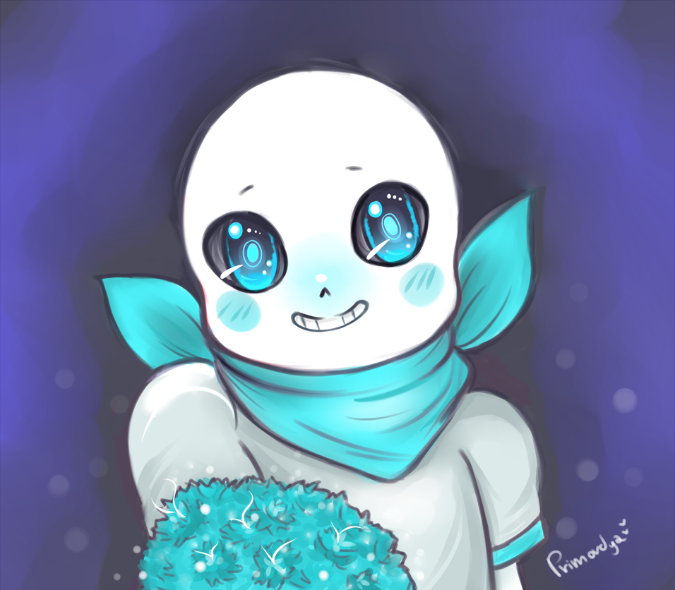 Undertale Paint Tool Sai Watercolor Picture