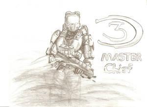 Halo 3 Master Cief