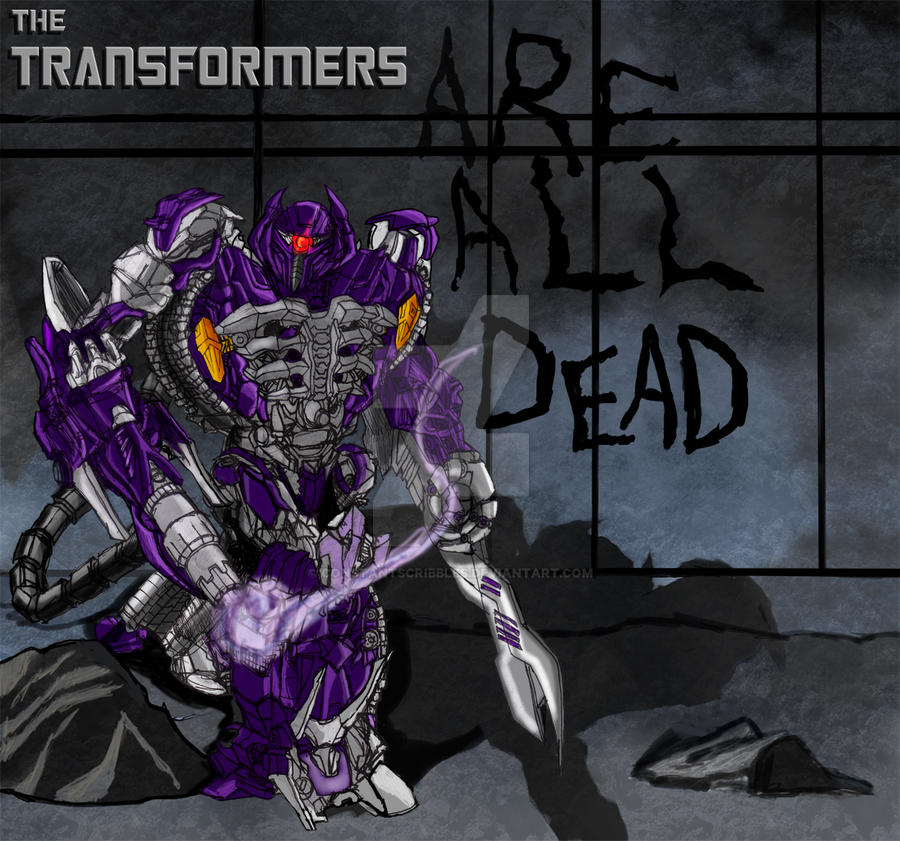 TF3 TransFormers Are All Dead by ConstantM0tion