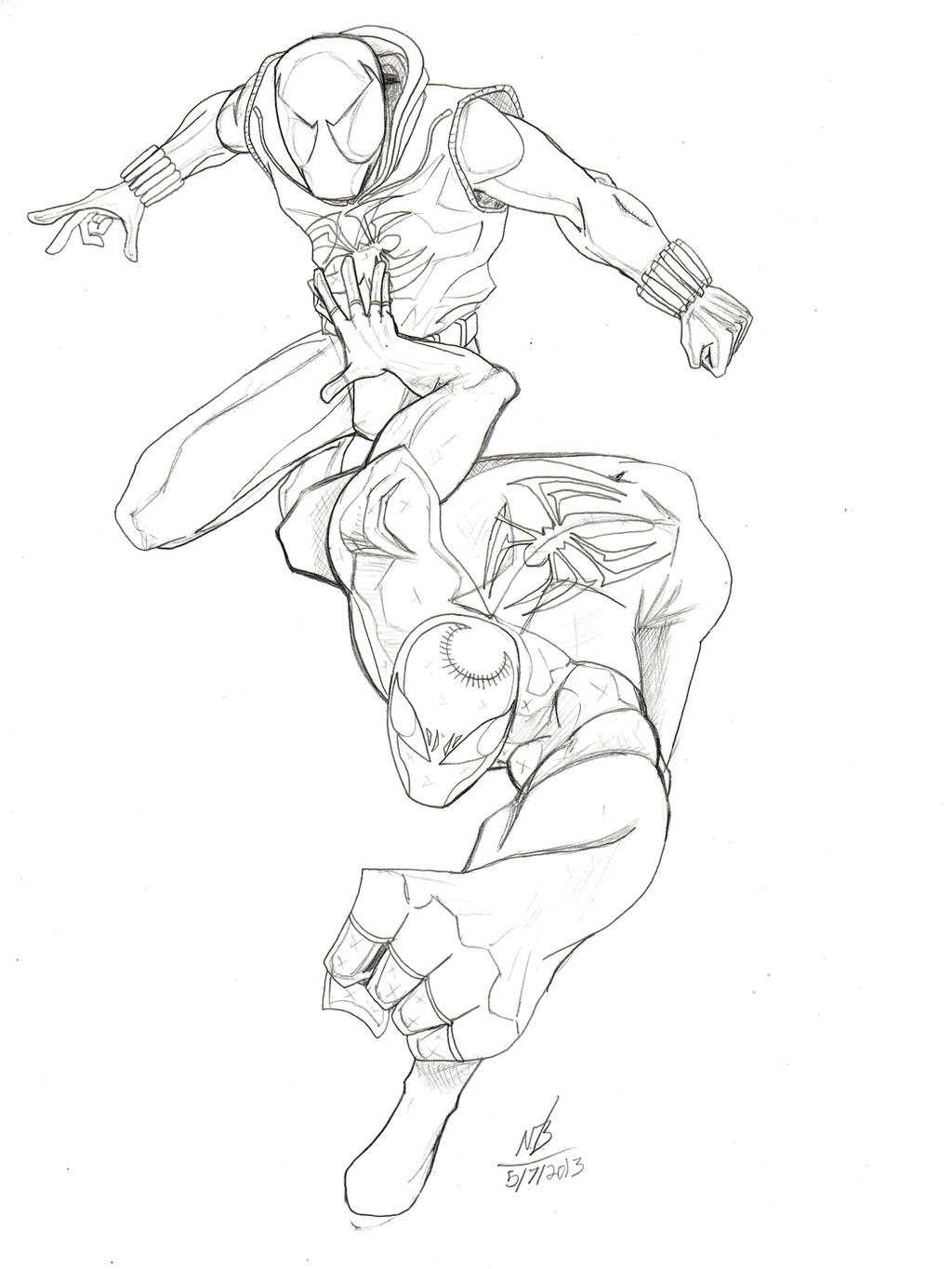 scarlet spider 121 pages - photo #7