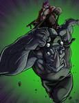 Bebop 'n Rocksteady - Battle Artist S6 Battle 2 by ConstantScribbles