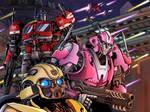 War on Cybertron