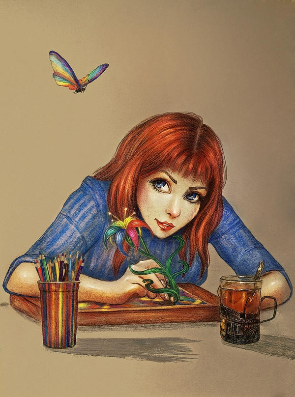 Self by Roslana