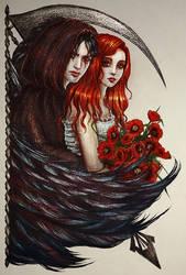 Demon and the Maiden by TerraIncantata