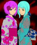 Ranka and Sheryl